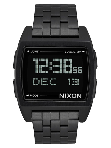 Relógio Nixon Base All Black