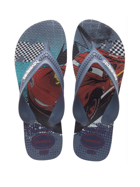 Havaiana Kids Max Cars