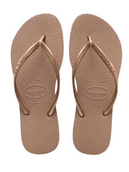 Havaiana Slim Rose Gold